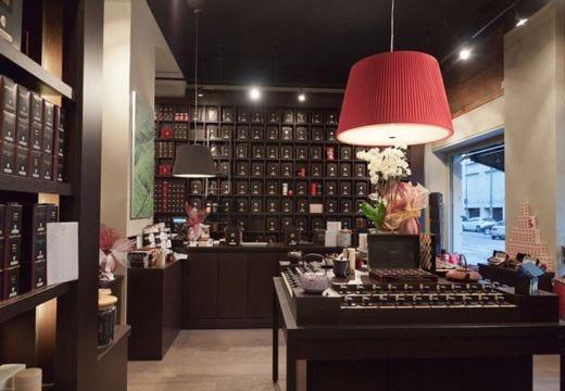 Dammann Frères, dove il té è un lusso Tante novità anche per il Natale
