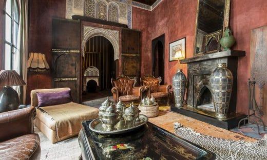 Camera Da Letto Stile Marocco : Dar darma a marrakech meta ideale per una u ccaldau d fuga tra lusso