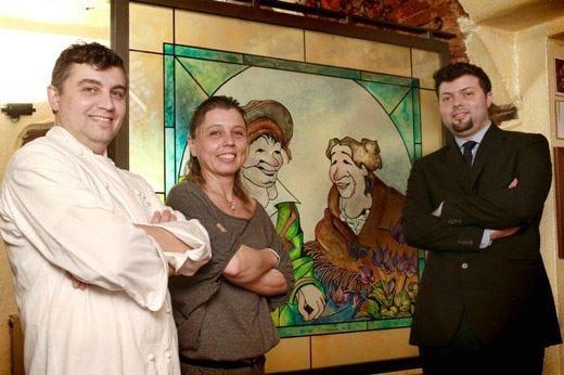 """Ristorante """"Ol Giopì e la Margì"""" 30 anni di buona cucina a Bergamo"""