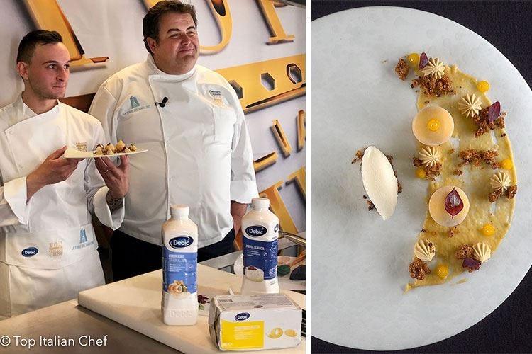 Debic promuove la formazione con grandi nomi della cucina
