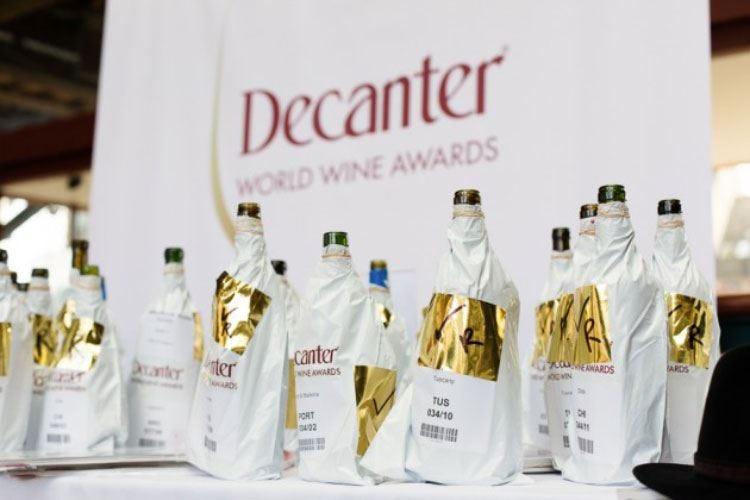 """Decanter World Wine Awards """"Super-platino"""" per 6 vini italiani"""