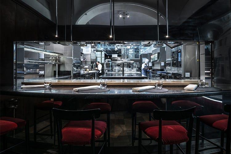 Allo storico del cambio di torino un menu speciale per i for Bar maison torino
