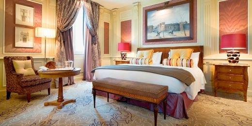 L'imponenza del Principe di Savoia e il glamour della sua esclusiva spa