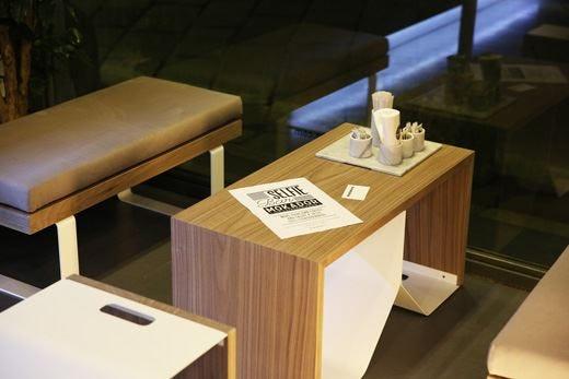 Apre il temporary £$Designspeaking Cafè$£ Lo spazio per socializzare al Fuorisalone