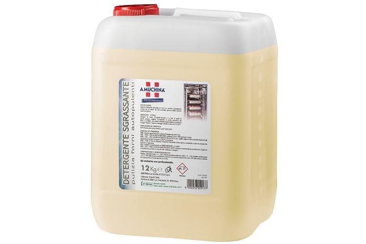 Detergente per forni autopulenti Da Amuchina Professional l'igiene sicura