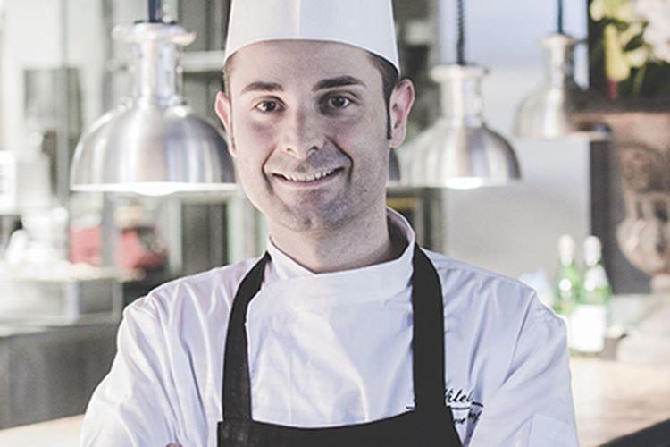 Determinato, altruista, curioso Lo chef Alfonso Vitelli si racconta
