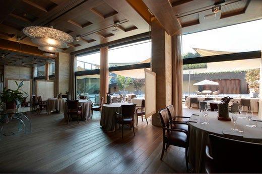 Anche il ristorante un fumoir luogo di gusto a tutto for Arredamenti classici foto