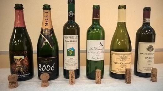 La qualità del sughero Diam Bouchage ideale per ogni tipologia di vino