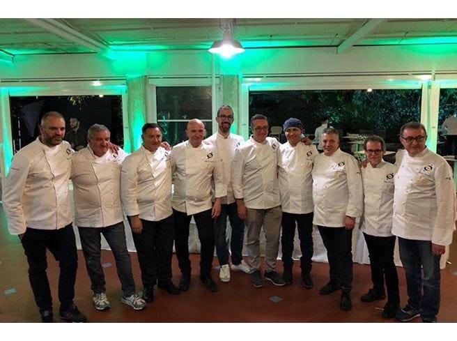 Dieci Maestri AMPI per la cena delle stelle a Vico
