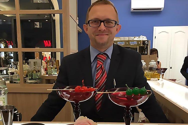 Diventare bar manager Il sogno realizzato di Simone Bruni