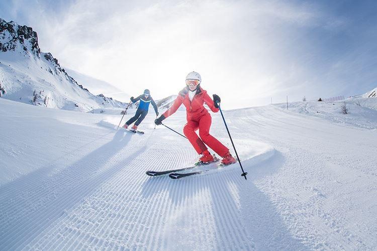 Dolomiti pronte per l'inverno con l'occhio alle Olimpiadi a Cortina