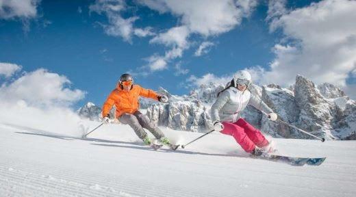 Il £$Wellbeing Factor$£ di Dolomiti Superskipensa allo sci come fattore di benessere