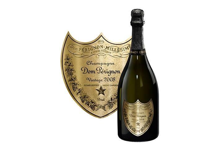 Dom Pérignon Vintage 2008 Il perfetto equilibrio di un'annata
