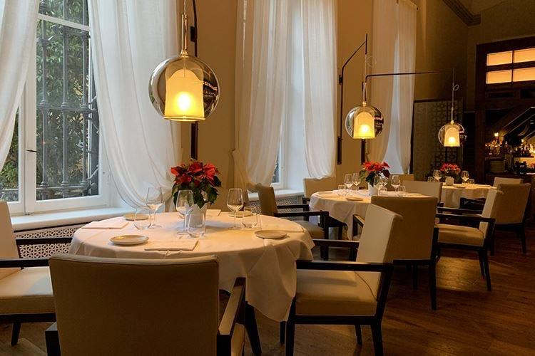 Don Lisander Milano a tavola, tra classico e moderno