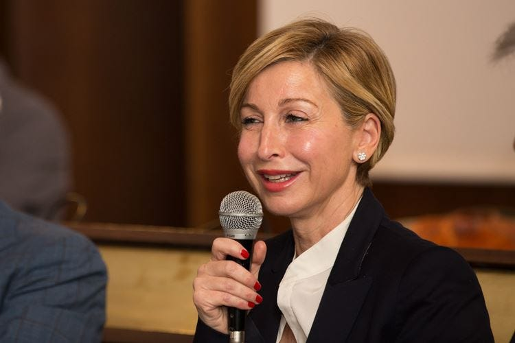 #laureaccoglienza trova un altro alleatoDorina Bianchi: «Sì al tavolo di lavoro»