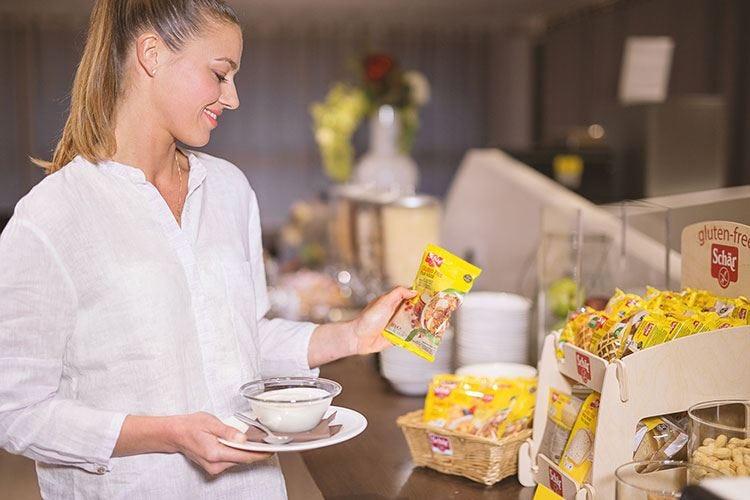 Dr. Schär Foodservice a Hotel '19