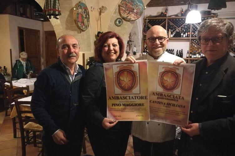 Due nuove ambasciate Aigs a Trapani Blasone a Al Burgo e Cantina Siciliana