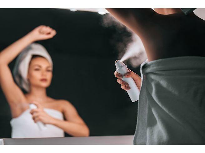 Eccessivo sudore Utile il deodorante antibatterico