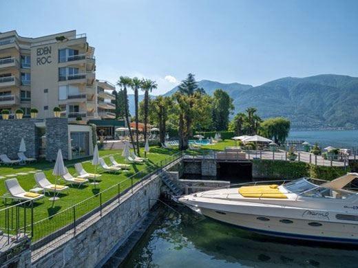 Hotel Eden Roc, soggiorno di lusso tra comfort, relax e attività sportiva