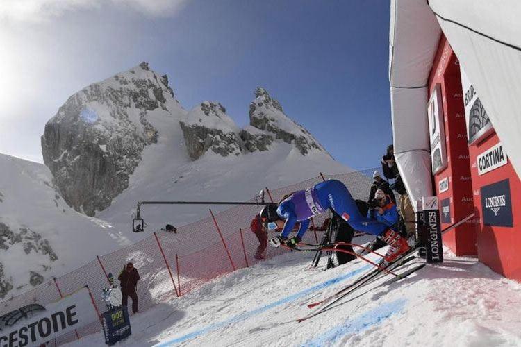 Effetto Cortina 2021, Mondiali di sci per il rilancio del turismo