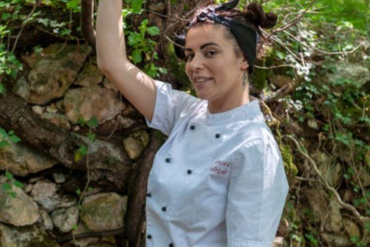 Eleonora Andriolo guida l'Acchiappagusto Gioventù, curiosità e ricerca ai fornelli