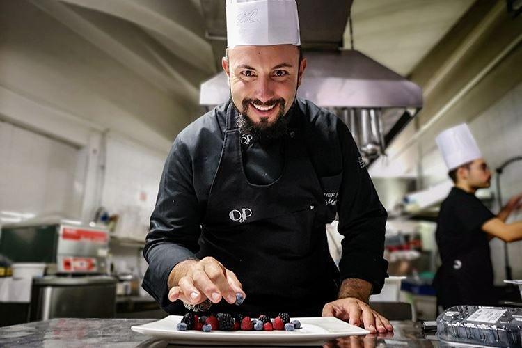 Il marchigiano Marchetti raddoppia La sua cucina anche al Conero Golf