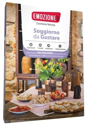 """Le linee """"Gusto"""" e """"Soggiorni Gourmet"""" Nuove proposte dei cofanetti ..."""