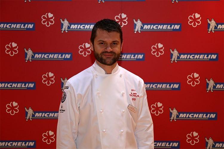 Enrico Bartolini fa incetta di Stelle La Michelin premia i suoi tre ristoranti
