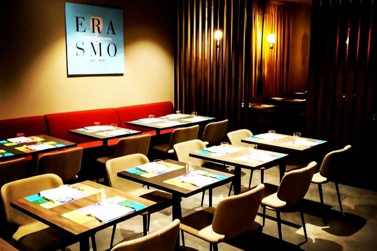 Erasmo Goood Italian Pizza Omaggio alle tradizioni a Bologna