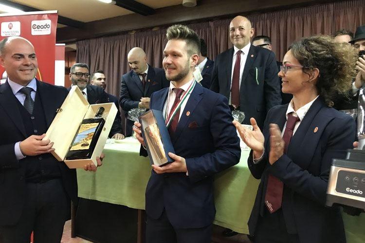Erwan Garofano a Courmayeur Campione nazionale Abi Professional