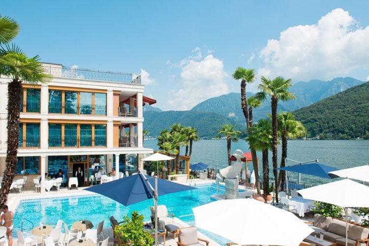 Estate allo Swiss Diamond Hotel Arte, relax, natura e buon cibo