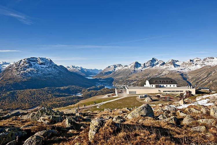 Estate in Engadina St. Moritz Eventi food fino ad ottobre