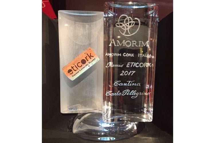 Etico di Amorim Cork Italia 42mila euro in beneficenza nel 2017