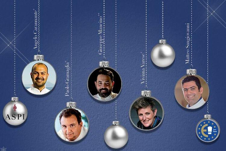 Euro-Toques e Aspi insieme Una serata per brindare al Natale