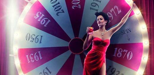 Eva Green musa per Campari nel calendario £$Mythology Mixology$£