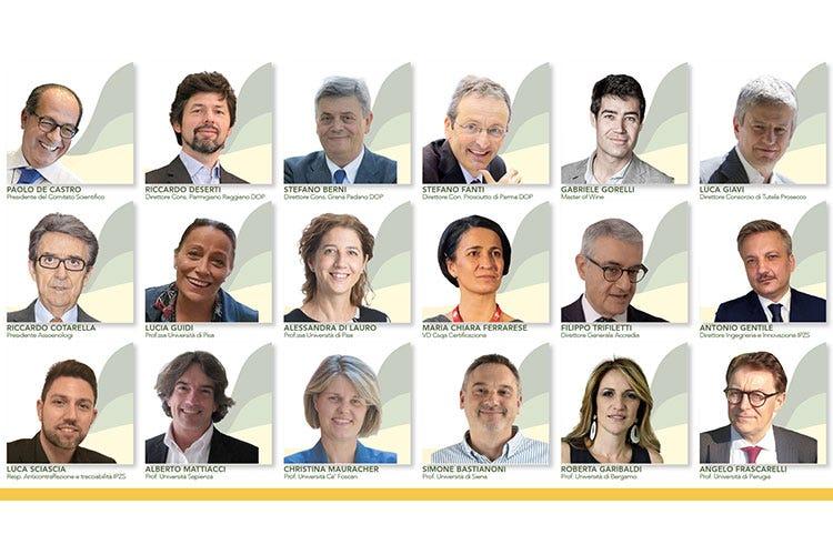 Transizione ecologica per Dop e Igp L'impegno di Fondazione Qualivita