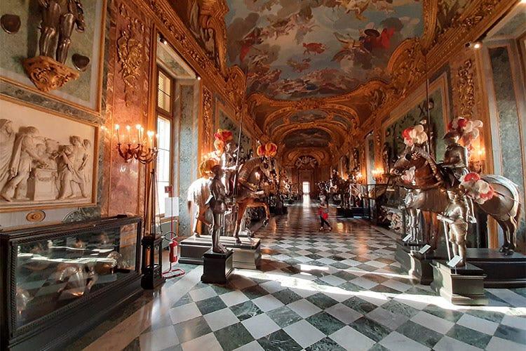 La Sala delle Armature a Palazzo Reale - A spasso per Torino, città vivace e regale