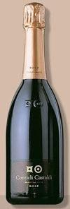 Franciacorta Rosé 2005 di Contadi Castaldi