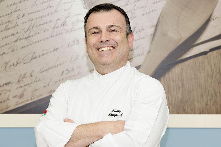 Fabio Campoli: basta egocentrismo, oggi la cucina esige concretezza