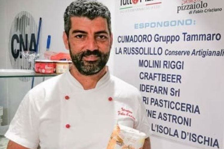 Fabio Cristiano, pizzaiolo e formatore per la rinascita del quartiere Bagnoli