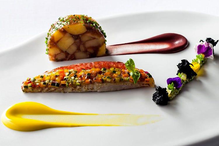 Fabio pensa a un nuovo menu per l'estate - Fabio Ciervo, chef ottimista pensa ai piatti per l'estate dell'Eden