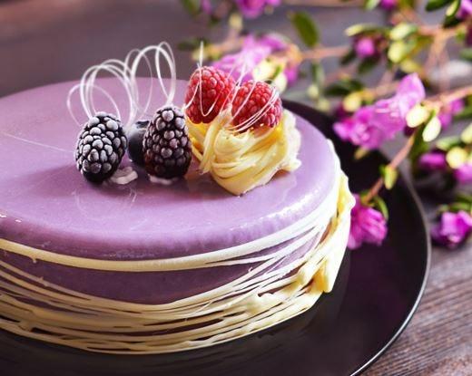 La torta Fior di Bosco, un dolce pensiero che Farmo dedica a tutte le mamme