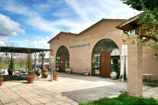 Tuffo nella natura e cucina a km zero alla Fattoria Luchetti in Umbria