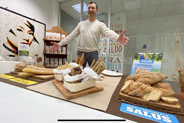 Federico Allamprese La rivoluzione degli enzimi per un pane più naturale e sano
