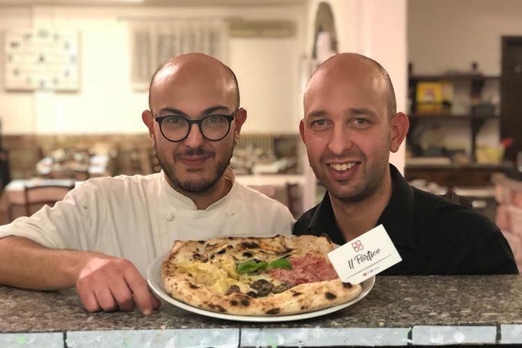 Felice Federico, pizza campana per conquistare i palati piemontesi