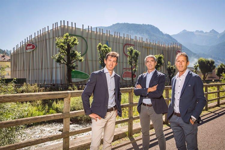 Felicetti un investimento da 25 milioni Nuovo stabilimento a Molina di Fiemme 3 Pastificio Felicetti, nuovo stabilimento a Molina di Fiemme