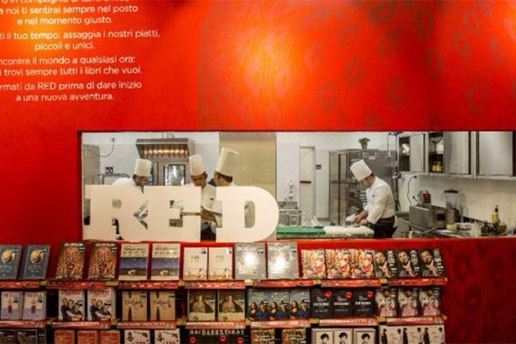 Feltrinelli, un'alleanza con Cir Food e il nuovo store Red a Scalo Milano