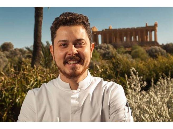 Ferreri alla Terrazza degli Dei «Qui per raccontare la mia Sicilia»