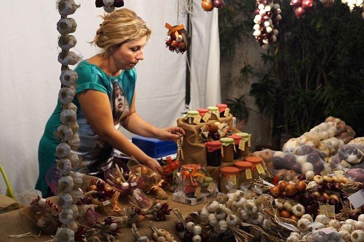 Festa della Cipolla di Cannara Il tocco di Vissani alla 39ª edizione