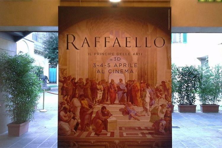 """Festival del cinema di Spello per i giovani Concorsi con tema """"Raffaello in Umbria"""""""